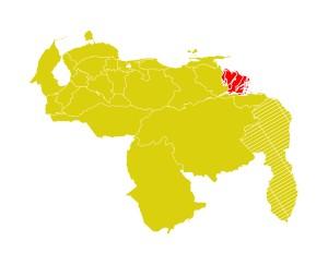 Mapa Venezuela-delta_amacuro