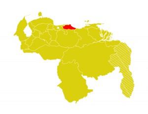 Mapa Venezuela-Miranda