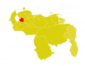 Mapa Venezuela-trujillo