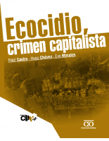 Ecocidio crimen capitalista