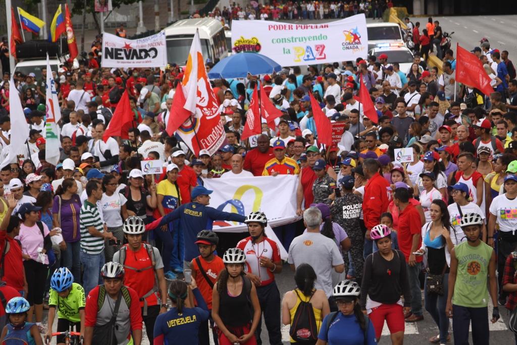 Marcha por la paz 23.09.201701