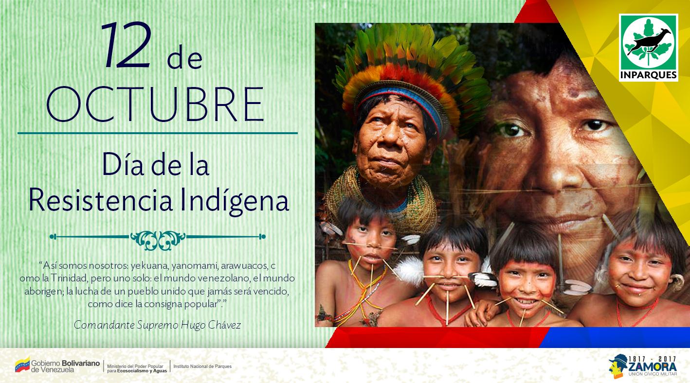 12-Dia de la resistencia indígena