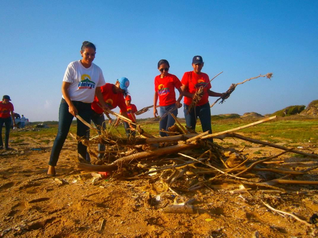 Saneamiento en Parque Nacional Medanos de Coro 03